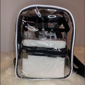 💙New FILA Clear Backpack 💙
